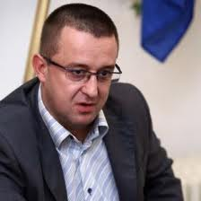 Sorin Blejnar da cu subsemnatul la DIICOT in dosarul senatorului Cezar Magureanu