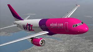 Wizz Air, compania aeriana cu cei mai multi pasageri din Romania