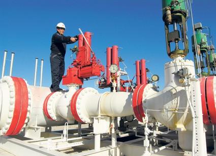 Producatorii de gaze obligati de ANRE sa vanda 45% din productia din 2013 prin licitatii publice