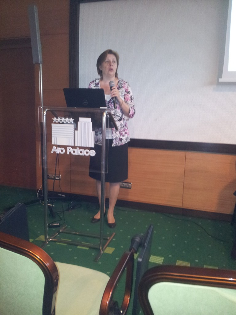 Anca Ciuca, membru al Consiliului de Mediere