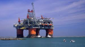 Platforma petrolifera