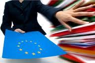 Dosare cu steagul UE