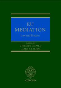 Aparitie de carte: EU Mediation Book