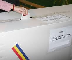 Comisia juridica din Senat a aprobat reducerea cvorumului la referendumuri la 30%