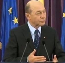Traian Basescu: Romania are toate ingredientele sansei de a valorifica inteligenta