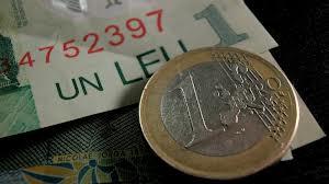 Cursul euro a depasit pragul psihologic de 4,50 de lei pe piata interbancara
