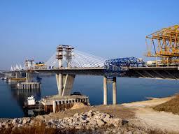 Podul Calafat-Vidin va fi inaugurat pe 9 mai, cu doi ani intarziere