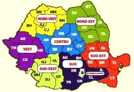 """Propunerea politicienilor de impartire a Romaniei in 10 regiuni – motivul autoritatilor locale de a """"se bate"""" pe centrele regionale"""