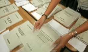 Alegeri CdM 2015. Situatie voturi luni 16.03.2015