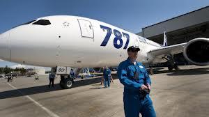 Boeing nu opreste productia modelului 787, dar suspenda livrarile
