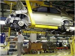 Romania a inregistrat anul acesta cea mai mare scadere a numarului de masini fabricate in tara