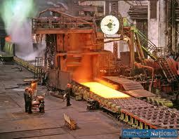 Profitul ArcelorMittal a crescut cu 23% in trimestrul patru din 2013