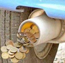 Cat vor plati soferii in 2015 pentru timbrul de mediu?