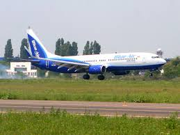 Blue Air introduce cursa Constanta – Milano