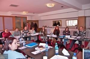 2-3 cuvinte despre cursul de formare de mediatori