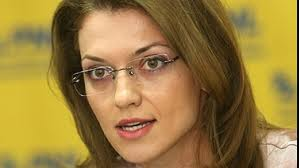 Deputatul Alina Gorghiu a sesizat Politia pentru nereguli la vot
