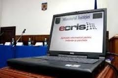 Acces read-only la ECRIS pentru judecatorii si grefierii cu cont activ