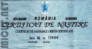 Conventia nr. 16 a intrat in vigoare. Traducerea si legalizarea certificatelor de nastere si casatorie nu mai sunt necesare pentru a fi folosite in strainatate