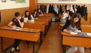 examen clasa a VIII-a