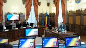 Presedintele Traian Basescu a cerut in CSAT ca tranzitul gazelor din Marea Neagra sa se faca prin Transgaz