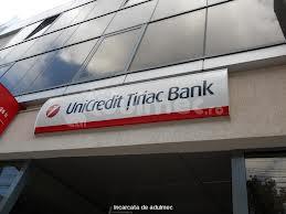 Pierdere bruta de aproape 15 milioane de lei pentru UniCredit Tiriac Bank pe 2013