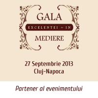 Insigna Gala Excelentei in Mediere 200 px