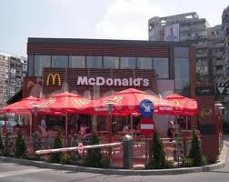 Afacerea imobiliara pe plan local a retailarului McDonald's