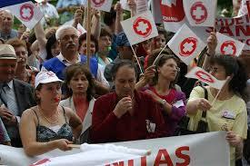 Sindicalistii Sanitas din sanatate si asistenta sociala anunta proteste in intervalul 23 iunie – 4 iulie