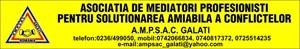Asociatia de Mediatori Profesionisti pentru Solutionarea Amiabila a Conflictelor - Galati