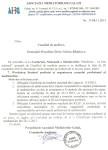 Asociatia Mediatorilor Galati solicita Consiliului de Mediere discutarea Statutului profesiei la Conferinta Nationala a Mediatorilor 2013