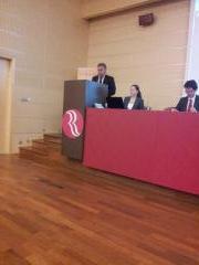 Constantin Sovaiala, presedintele Asociatiei de Mediere Confident Sibiu