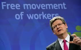 Comisarul european pentru munca, Laszlo Andor, considera ca este putin probabil sa fie un aflux de romani si bulgari in UE, dupa ridicarea restrictiilor pe piata muncii
