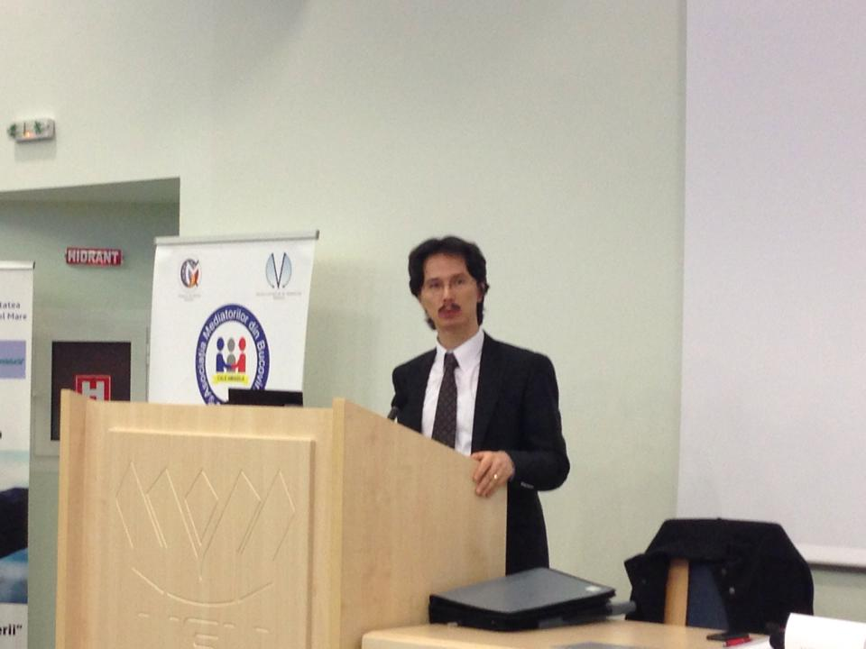 Judecatorul Cristi Danilet, despre eforturile CSM privind medierea si despre mediere in noile coduri penale
