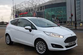 Grupul american Ford va transfera la Craiova din 2017 o parte din productia modelului Fiesta