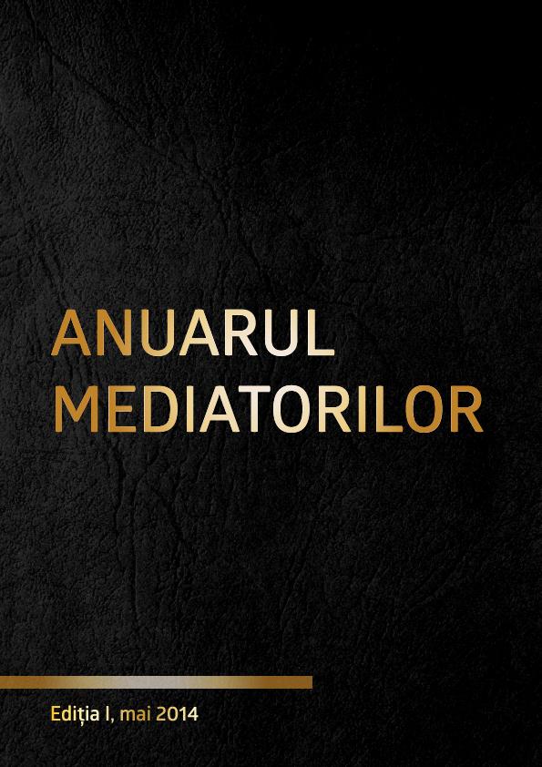 Anuarul Mediatorilor