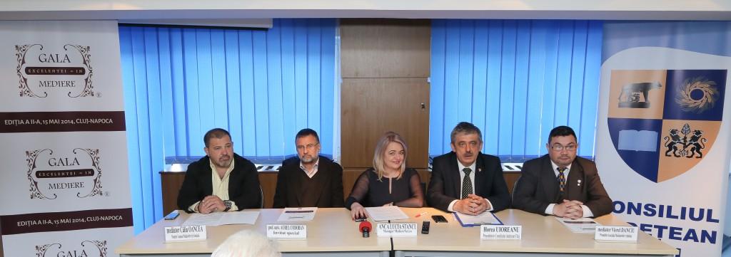 Gala Excelentei in Mediere editia a II a- Lansarea primei ediții a Anuarului Mediatorilor din România