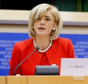 Nominalizarea Corinei Cretu in functia de comisar european contestata