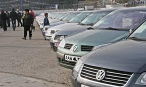 Importurile de autoturisme second-hand au crescut in zece luni cu aproape 13%