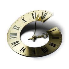 Timpul nu curge in favoarea noastra