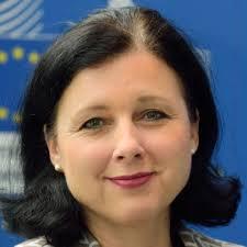 Věra Jourová, Comisar European pentru Justiție