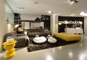 Retailerul de mobila Roche Bobois a deschis primul magazin in Romania