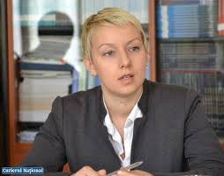 Dana Girbovan, judecator la Curtea de Apel Cluj este noul presedinte al Uniunii Nationale a Judecatorilor din Romania (UNJR)