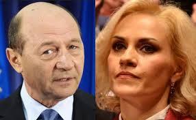 Gabriela Firea şi-a retras plângerea împotriva fostului preşedinte Traian Băsescu