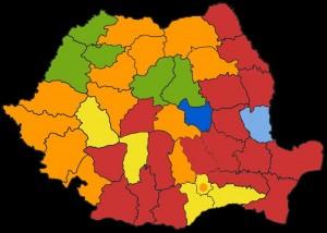 Modificarea clasificarii oraselor si muncipiilor din Romania