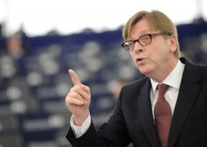 Negociatorul Parlamentului European pentru Brexit: Guy Verhofstadt