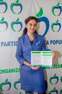 Mediatorul Simona Vladica a intrat in cursa pentru Senat