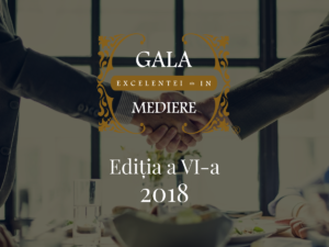 Gala Excelentei in Mediere 2018